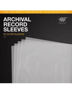 Pochettes d'archivages vinyle