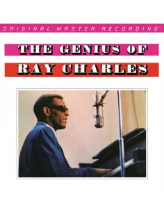 Ray Charles - the Genius Of...
